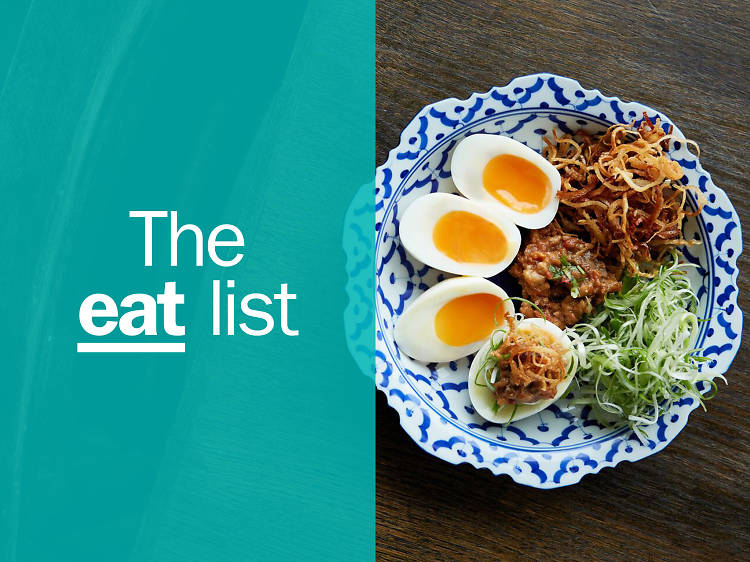The 100 best restaurants in London you have to try