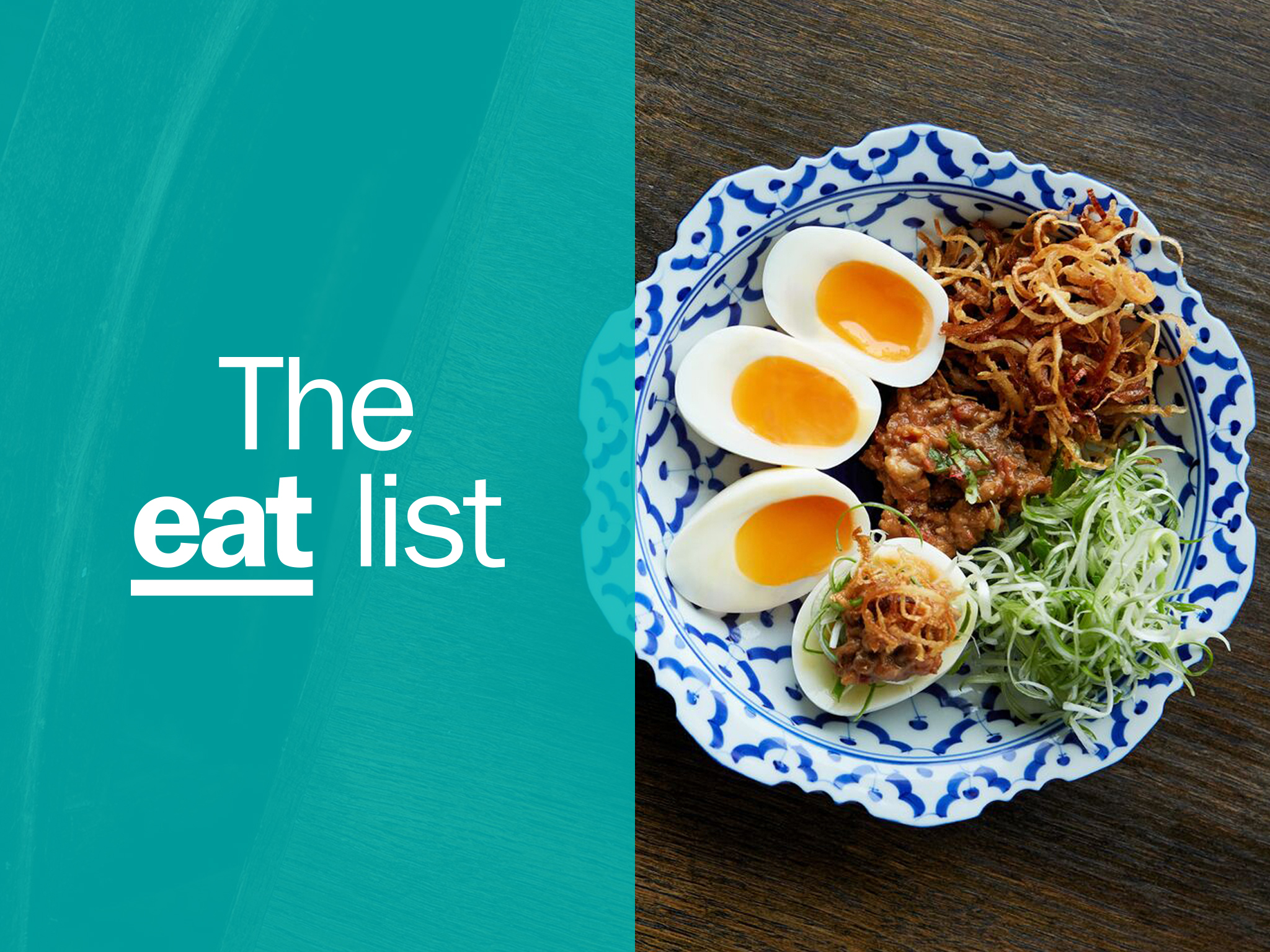 London's best restaurants | 100 restaurants to change your life