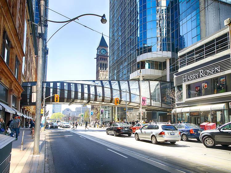 Best neighbourhoods in Toronto