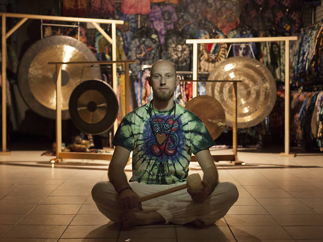 "Sound Bath: ""Healing Vibrations"" with Jarek Luk"