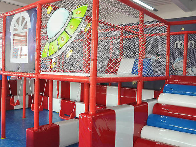 The best indoor playgrounds for kids