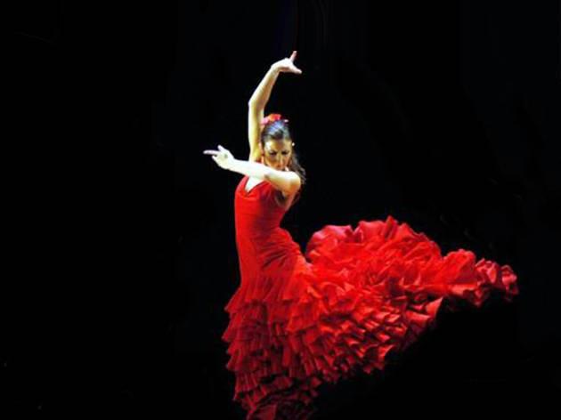 No Capitólio, bate-se o pé no Festival de Flamenco