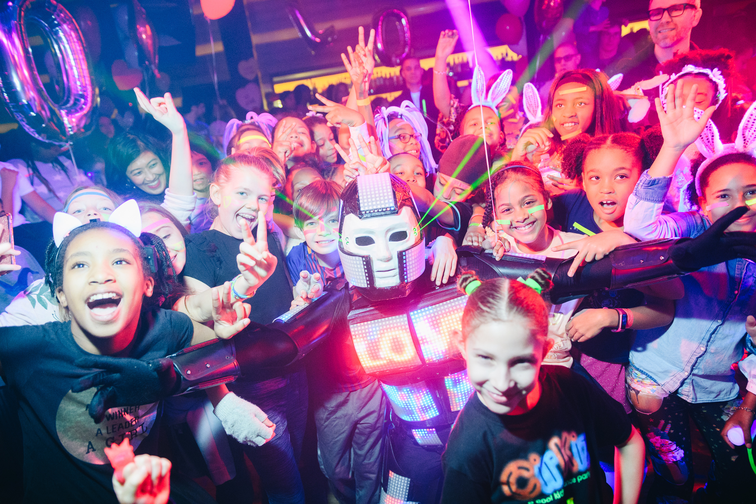 Dance Parties For Kids In Nyc Who Want To Bust A Move