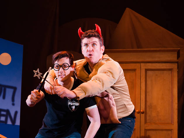 Potted Potter 2018 Seymour Centre supplied pic