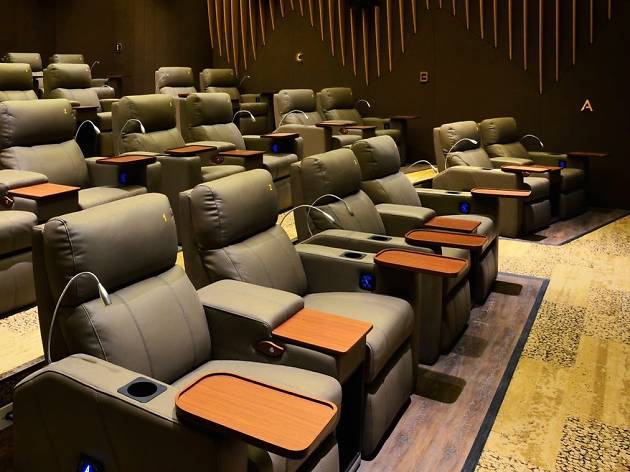 Seats at AMC Pacific Place