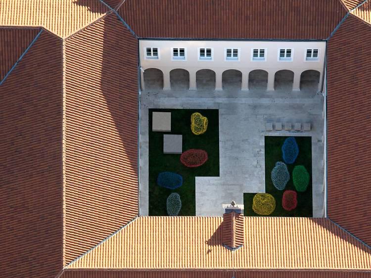 See a century of Croatian art