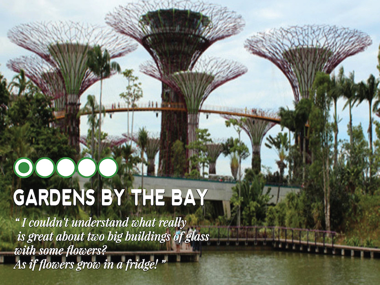 Gardens By The Bay Things To Do In Marina Bay Singapore
