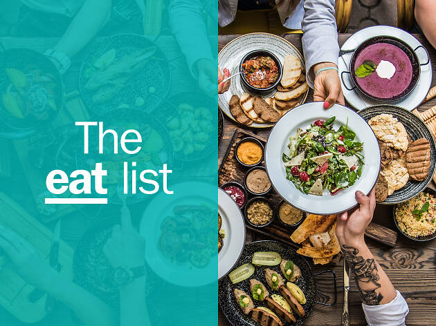 The 20 best restaurants in Austin