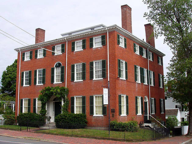 Cushing House, Newburyport