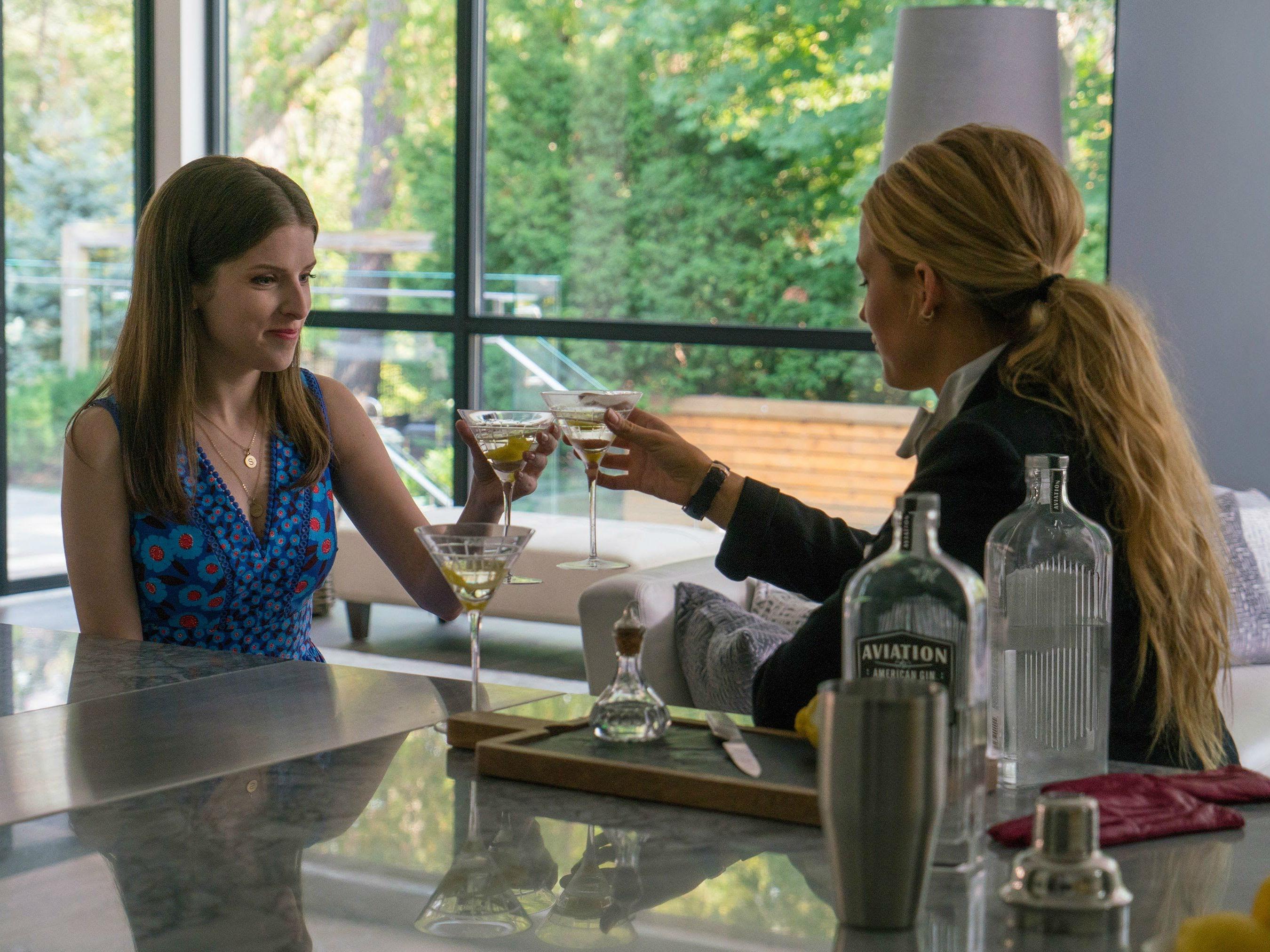 Un pequeño favor, la nueva película de Anna Kendrick