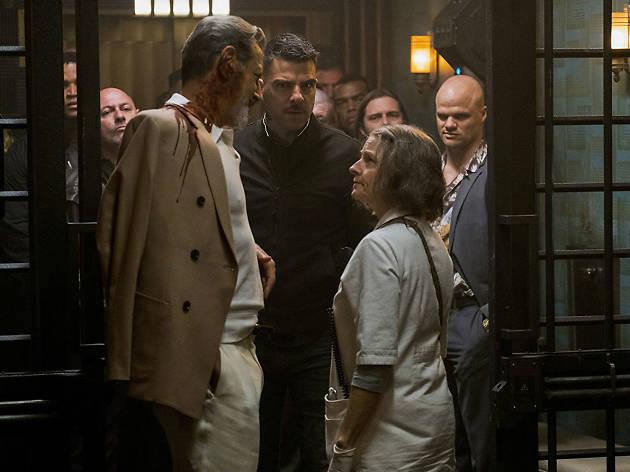 Hotel de criminales, la nueva película de Jodie Foster