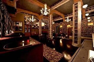 The Study Hollywood bar