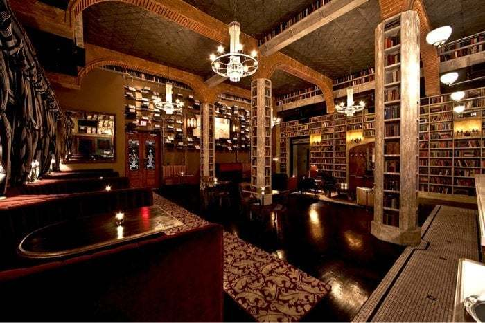 The Study Hollywood bar