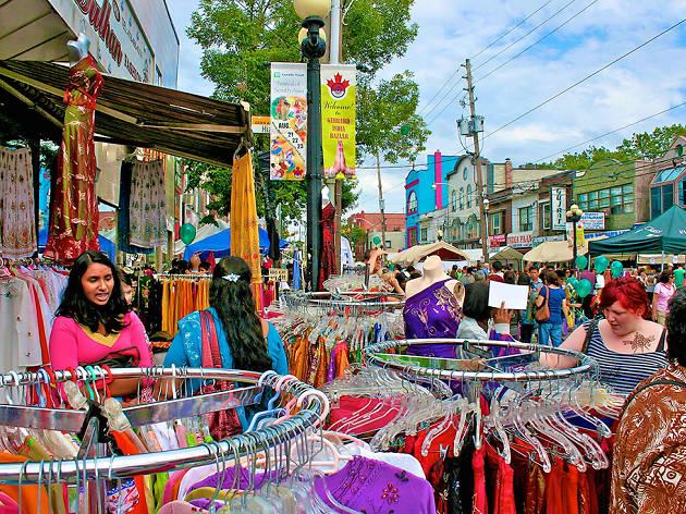 Gerrard India Bazaar