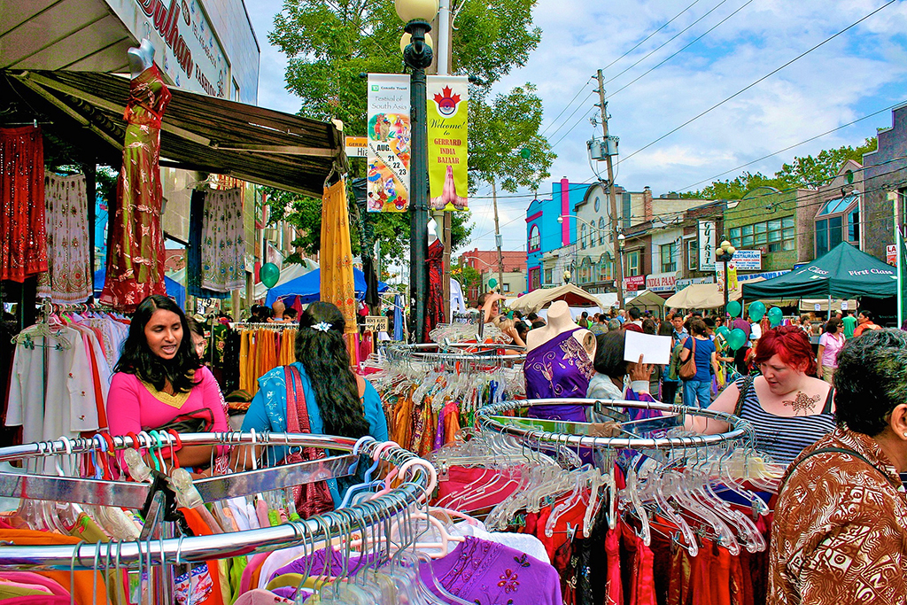 Gerrard India Bazaar