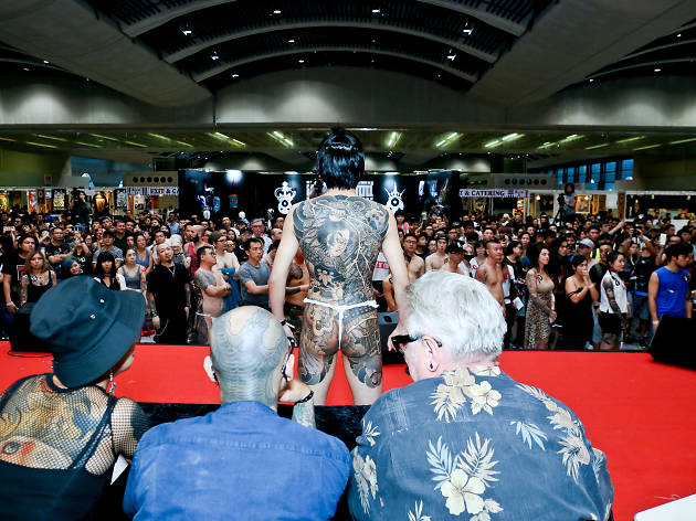 HK Tattoo Convention 2017