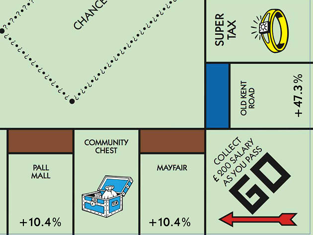 An immersive Monopoly game is coming to London