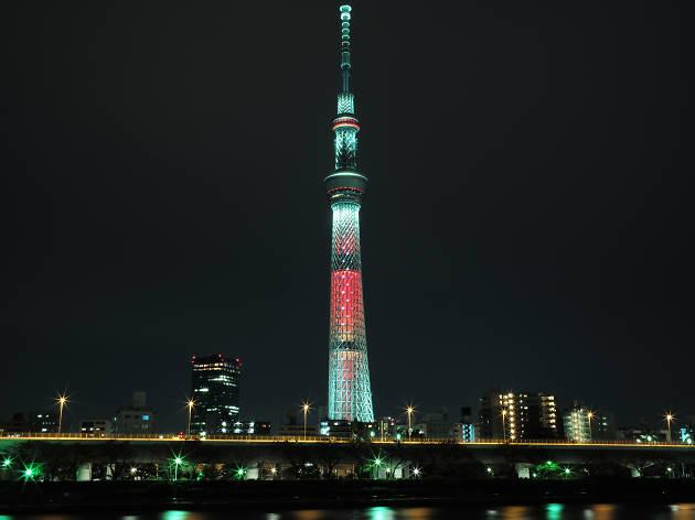 Tokyo Skytree Towers