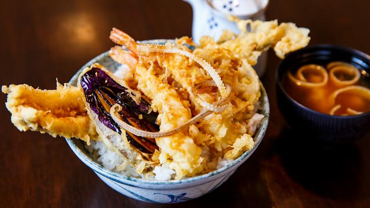 tempura hachimaki