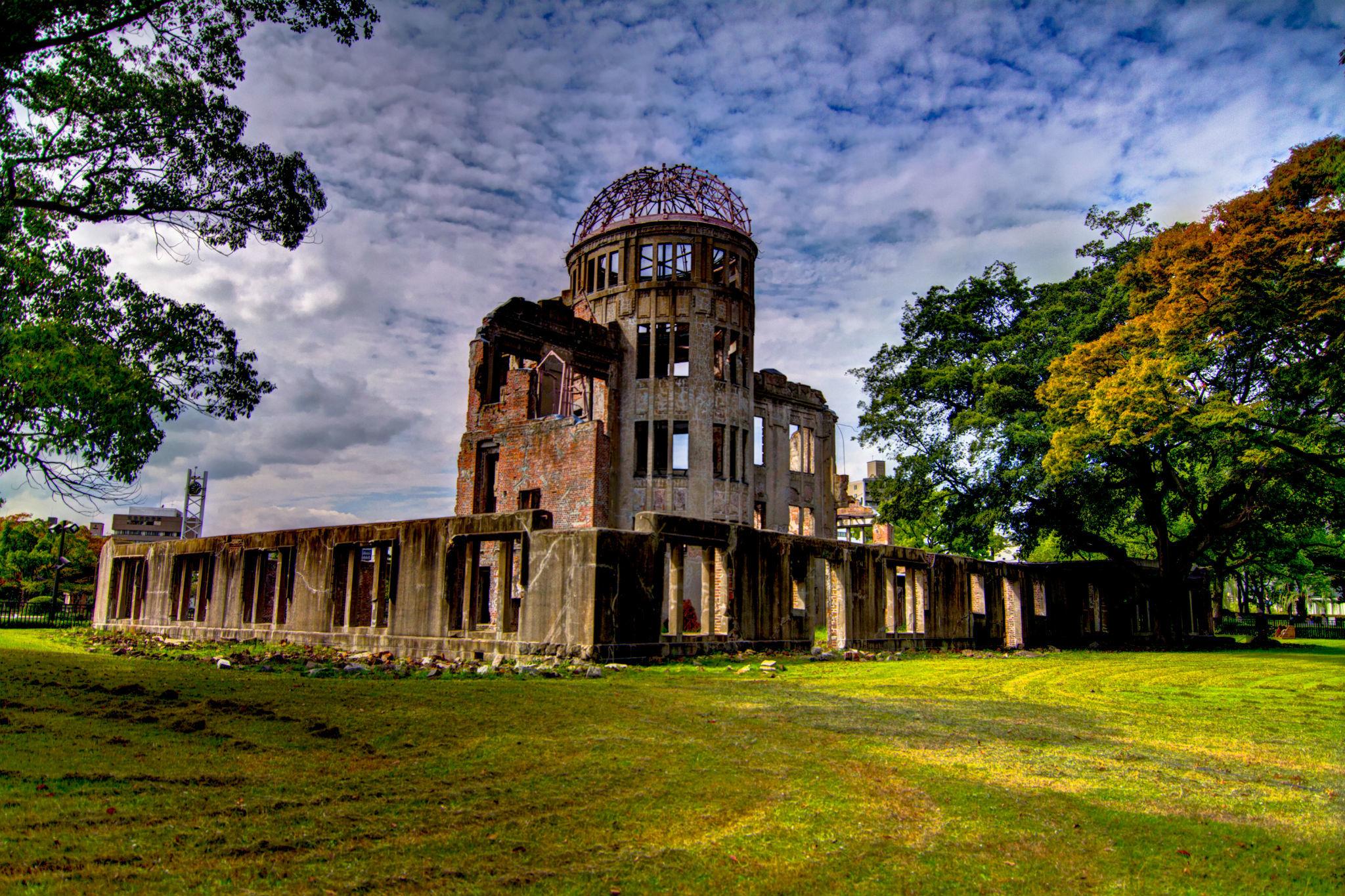 Hiroshima A-Bomb Dome