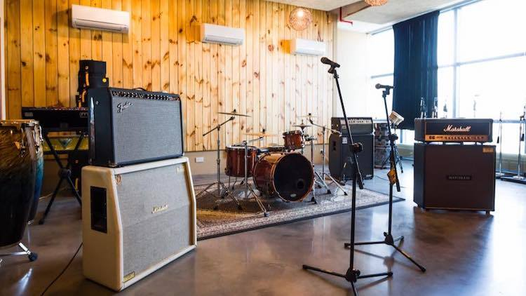 the analog factory