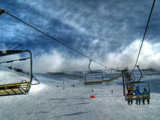 Queenstown ski