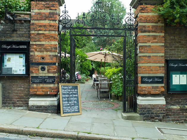 Burgh House & Hampstead Museum