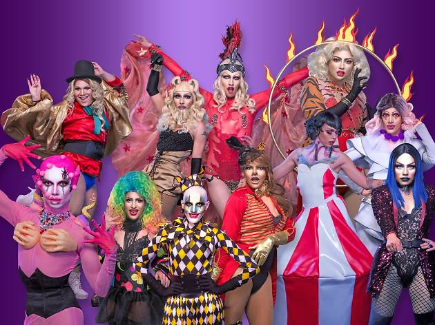 Versus drags queen, programa en YouTube
