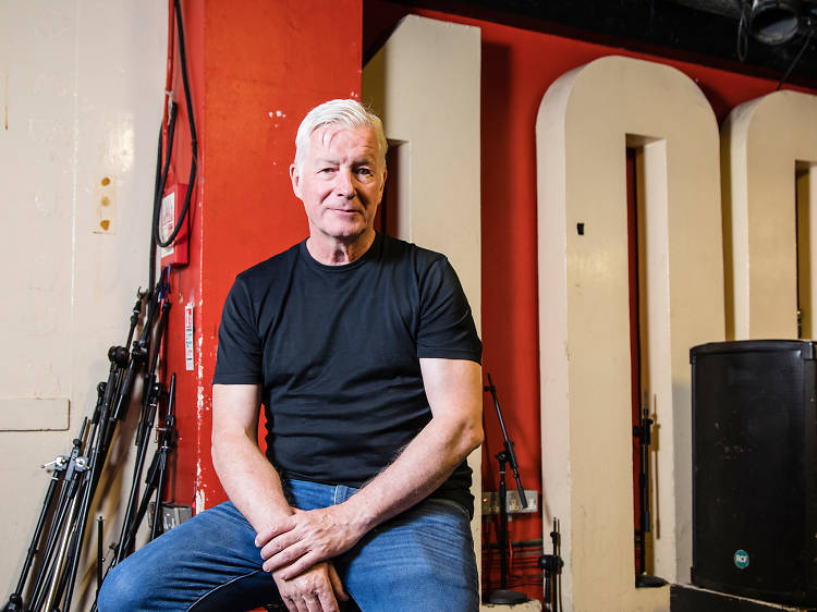 The promoter who's run one of London's greatest music venues for 34 years