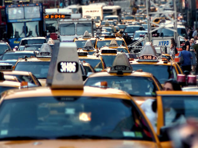 New York has the worst Labor Day Weekend traffic of any major US city
