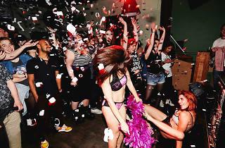 Dancefloor at Birdcage