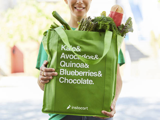 3 Grocery delivery Instacart