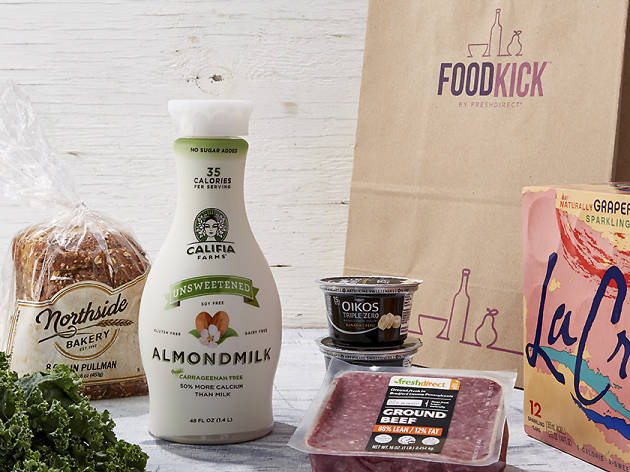 5 Grocery delivery Foodkick by Fresh Direct