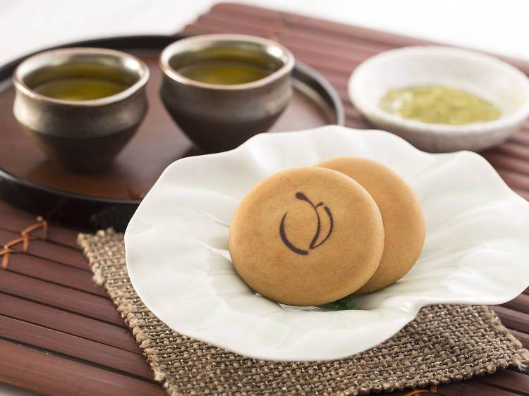 鮨蕾:和菓子月餅