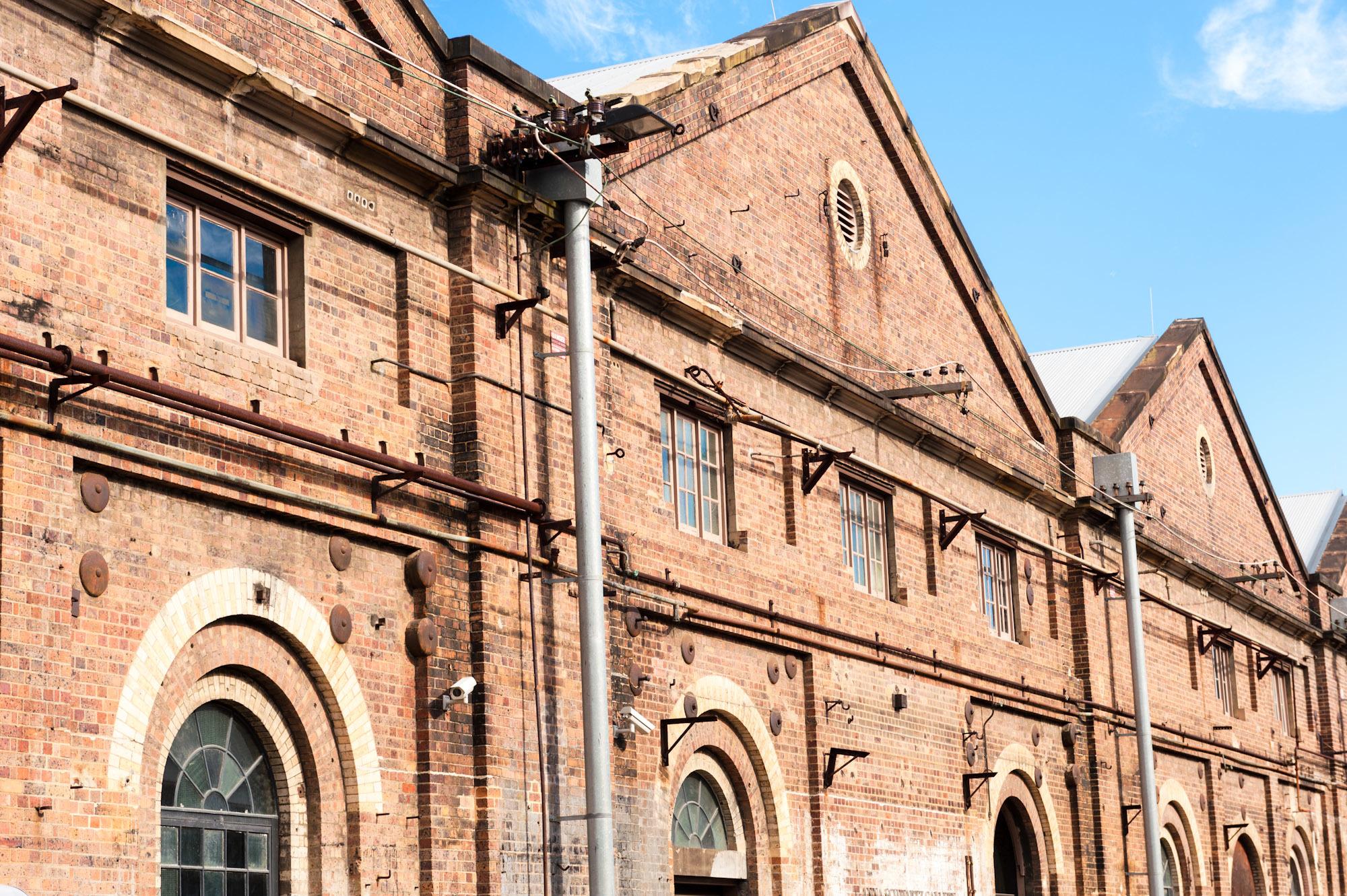 Carriageworks external shot