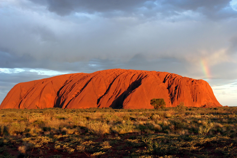 Uluru EITW Australia
