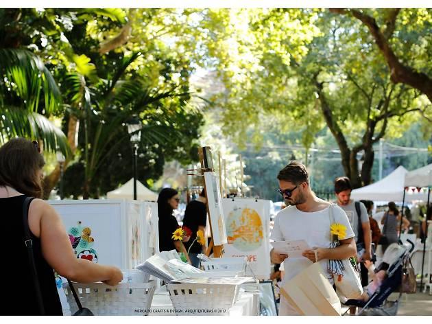 crafts & design, mercado