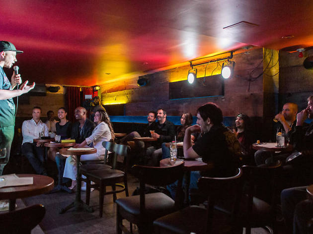 The 10 Best Hook-Up Bars In NYC