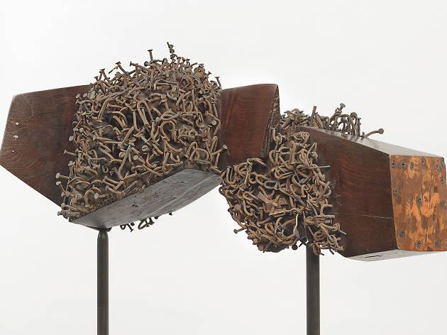 """""""Odyssey: Jack Whitten Sculpture, 1963–2017"""""""