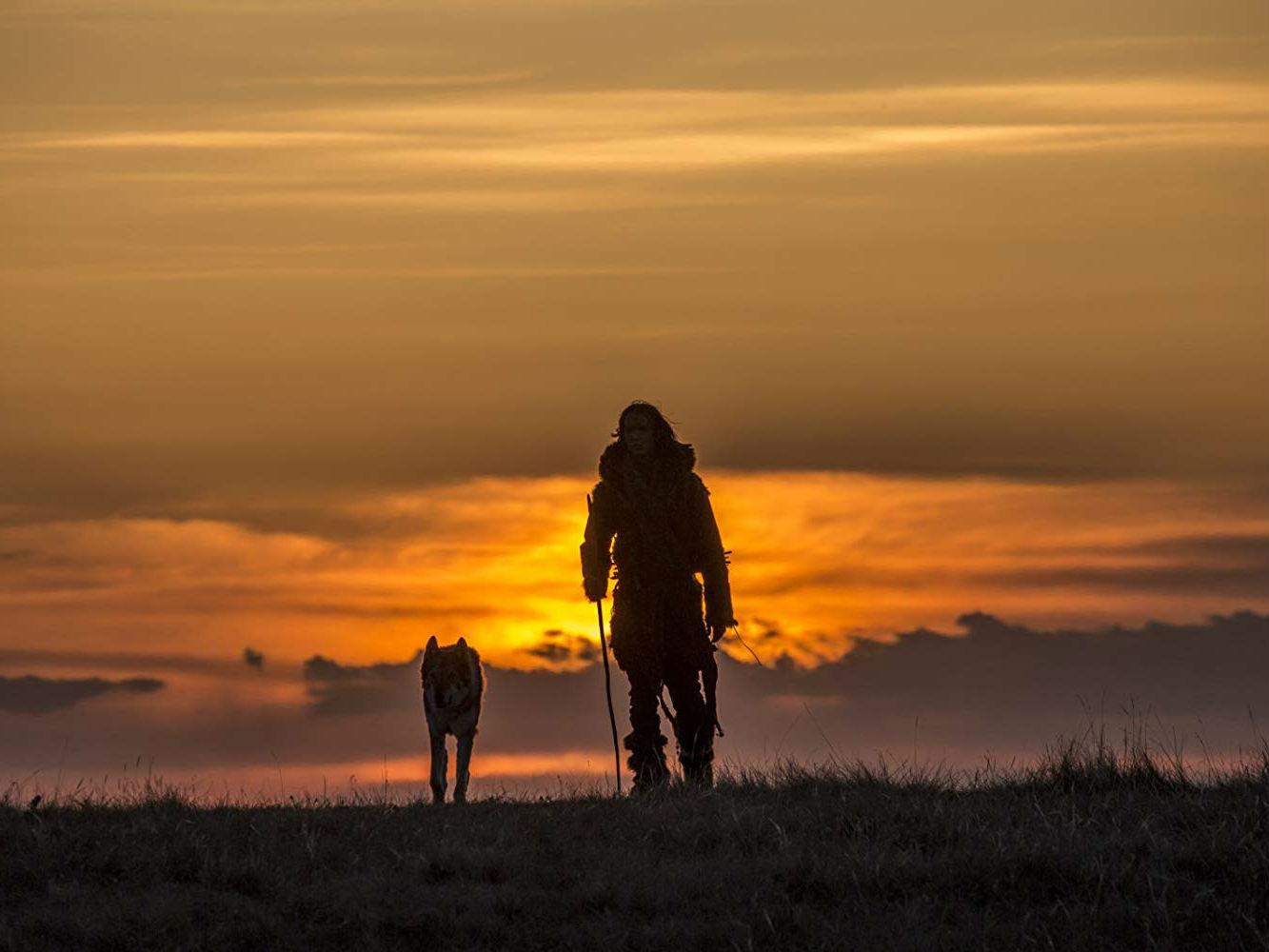 Alfa, película sobre un humano y su amigo lobo