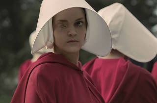 Madeline Brewer de The Handmaid's Tale