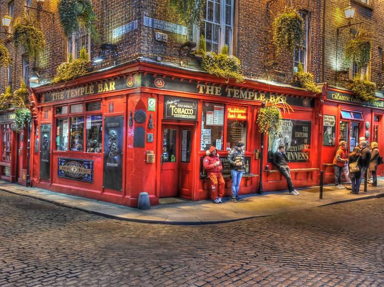 The 15 best bars in Dublin