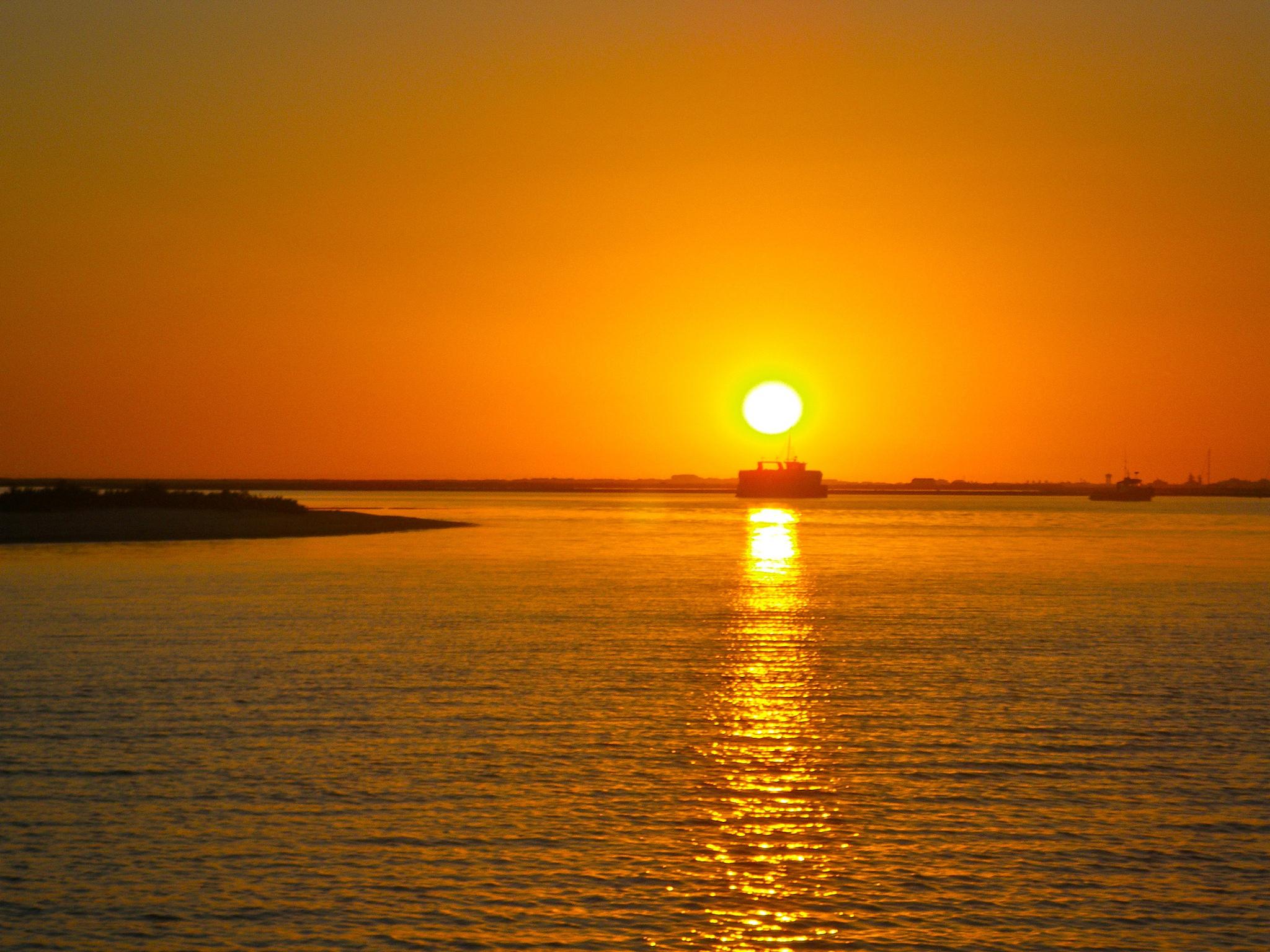 Ilha Deserta, Portugal