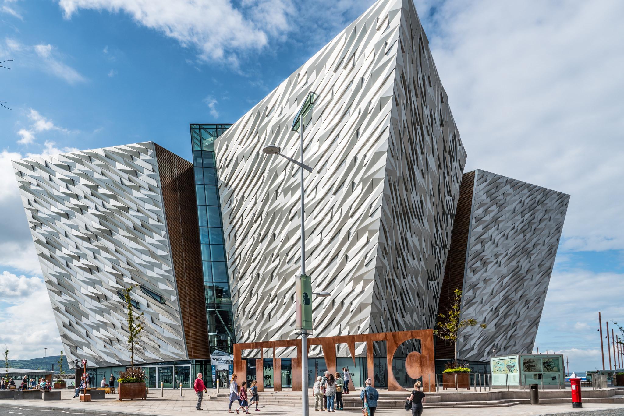 Belfast, Titanic