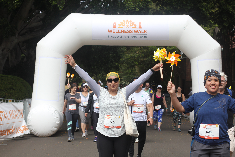 The Wellness Walk
