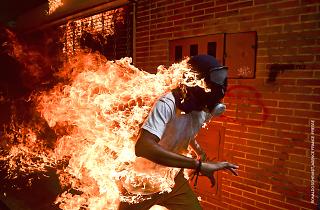 Ronaldo Schemidt, Venezuela, Agence France-Presse