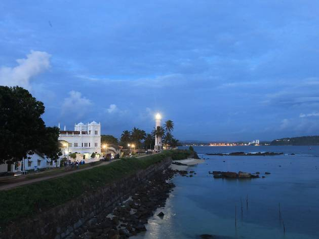 A day in Galle