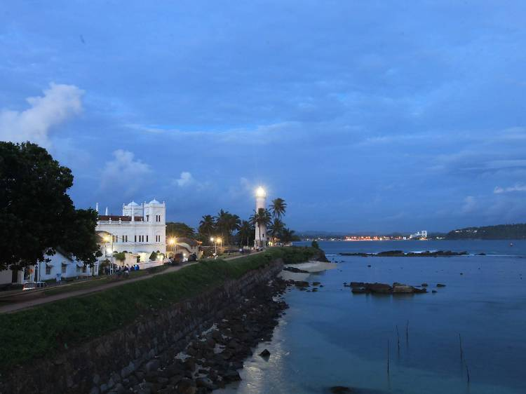 A day in Galle…