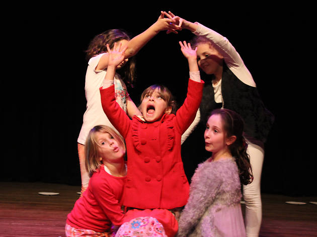 ATYP Spring School Holiday Drama Workshops