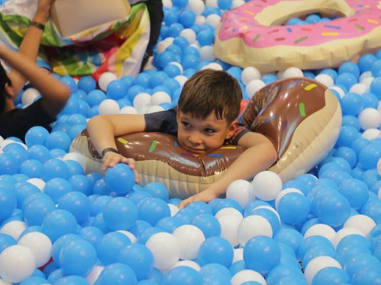 The best indoor playgrounds for kids in Singapore